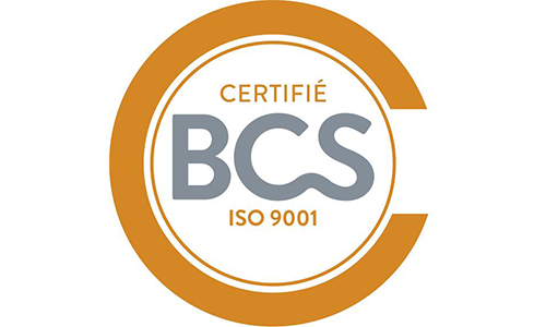 logo BCS certification